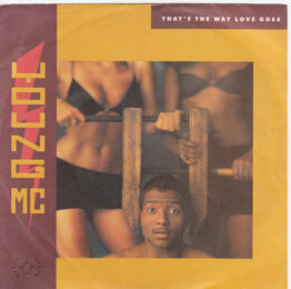 "Young MC - That's The Way Love Goes (7"", Single)"