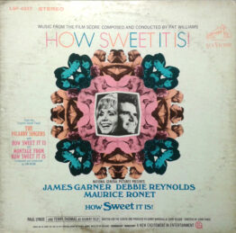 Pat Williams* - How Sweet It Is! (Music From The Film Score) (LP, Album)