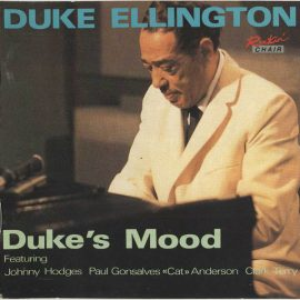 Duke Ellington - Duke's Mood (CD, Unofficial)