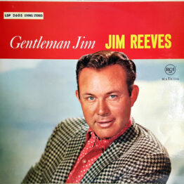 Jim Reeves - Gentleman Jim (LP, Album)