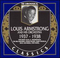 Louis Armstrong And His Orchestra - 1937-1938 (CD, Comp)