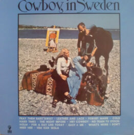 Lee Hazlewood - Cowboy In Sweden (LP, Album, Gat)