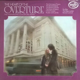 The International Concert Orchestra - The Heart Of The Overture (LP)