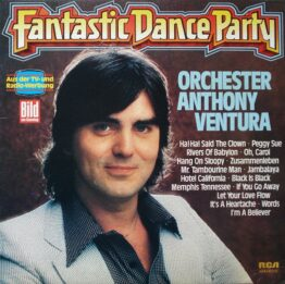 Orchester Anthony Ventura - Fantastic Dance Party (LP, P/Mixed)
