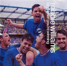 Robbie Williams - Sing When You're Winning (CD, Album)