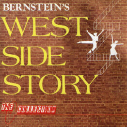 The London Theatre Orchestra & Singers - West Side Story (CD)
