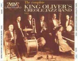 King Oliver's Creole Jazz Band - The Complete King Oliver's Creole Jazz Band 192