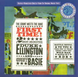 Duke Ellington Orchestra* / Count Basie Orchestra - First Time! The Count Meets