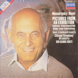 Mussorgsky* / Ravel*, Chicago Symphony Orchestra*, Sir Georg Solti* - Pictures F
